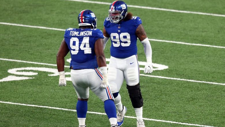 Giants and Leonard Williams not close to new deal