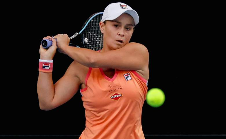 Australian Open 2021 watch