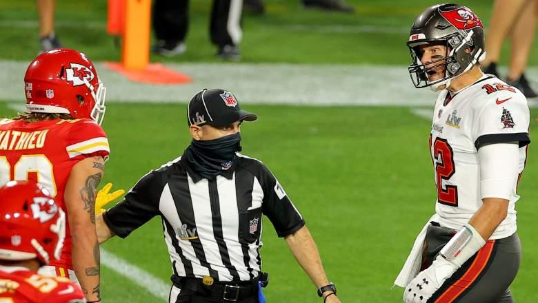 Tyrann Mathieu Tom Brady Super Bowl