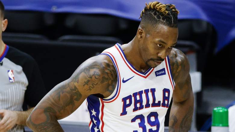 Dwight Howard, Sixers center