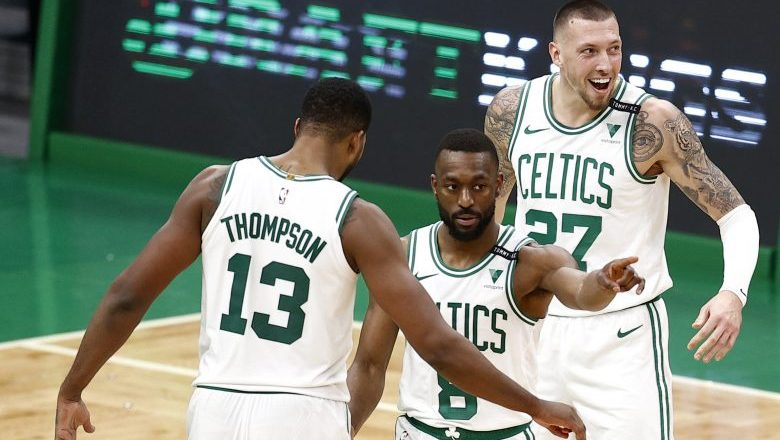 Celtics-Nikola Vucevic trade proposed
