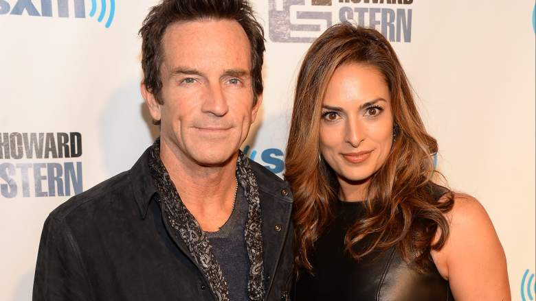 """Jeff Probst and Lisa Ann Russell attend """"Howard Stern's Birthday Bash"""""""