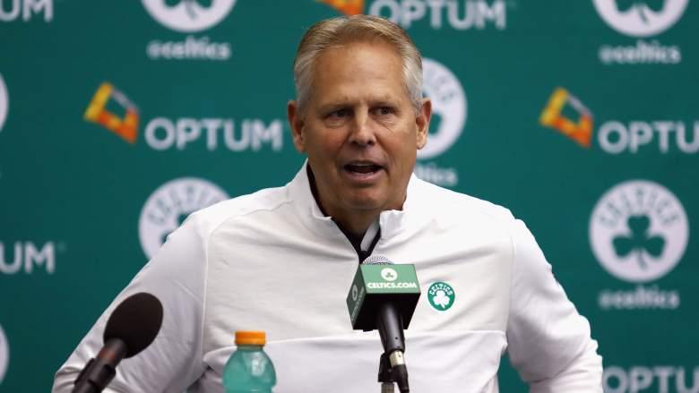 Danny Ainge, Celtics