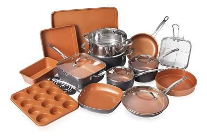 Gotham Steel Cookware + Bakeware
