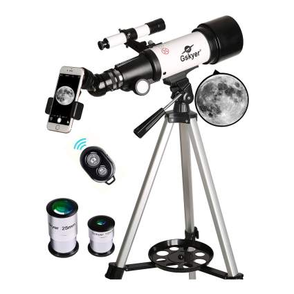 Beginners telescope and accessories