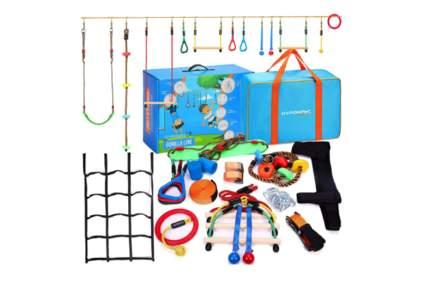 ninja slackline kit