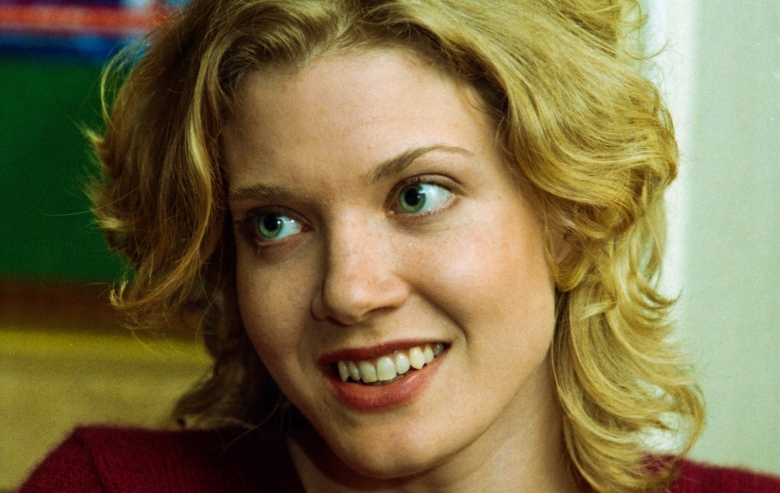Headshot of Jennifer Lien in 1996