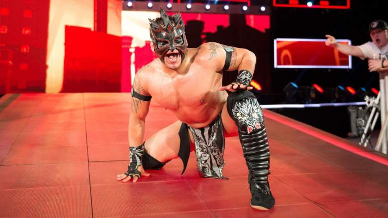 Kalisto WWE