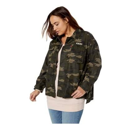 Levi Shirt Jacket