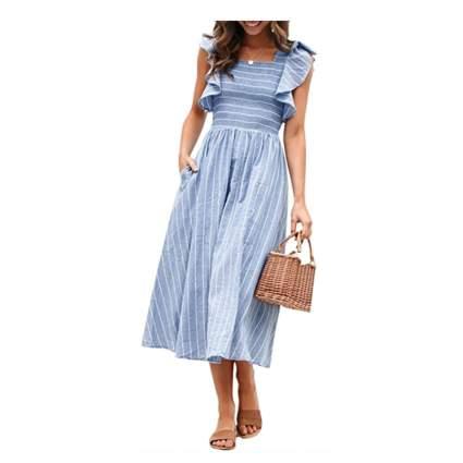 Miessial Nap Dress