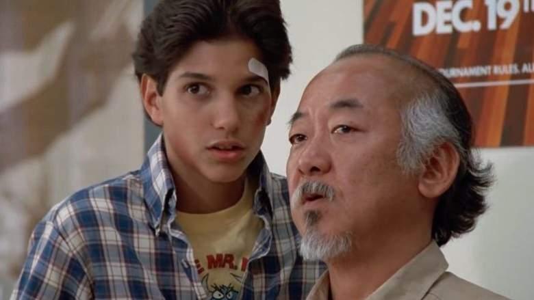 Mr. Miyagi -- Daniel