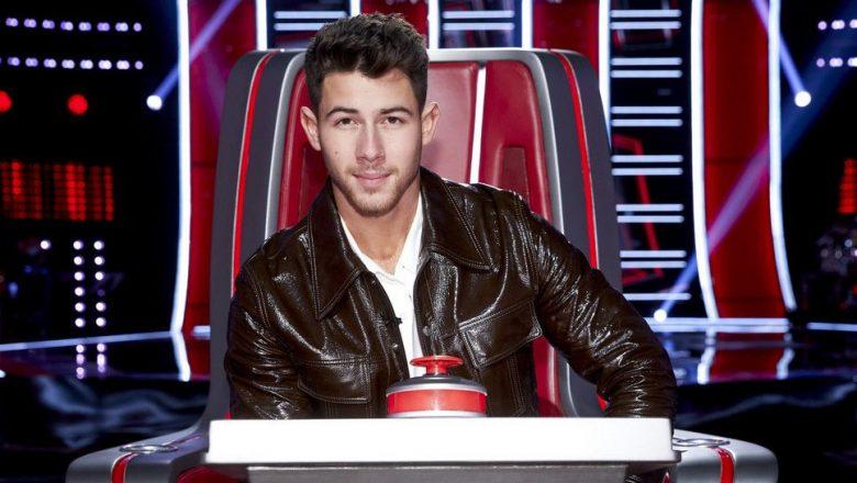 Nick Jonas The Voice
