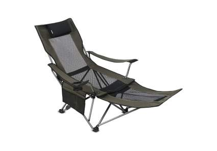 OUTDOOR LIVING SUNTIME Reclining Camping Chair