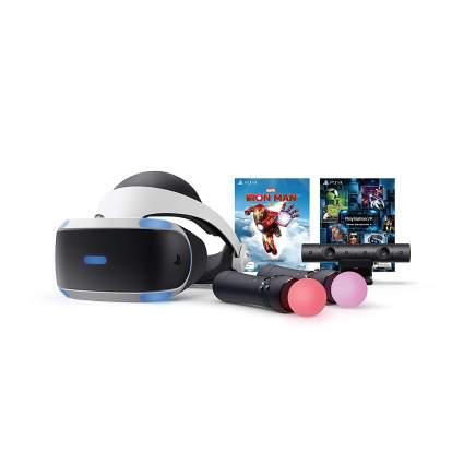 PlayStation VR Marvel's Iron Man VR Bundle