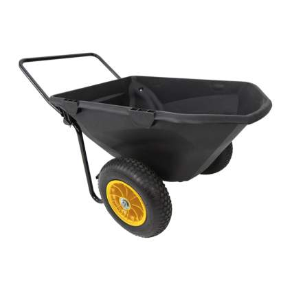 rust proof poly garden cart