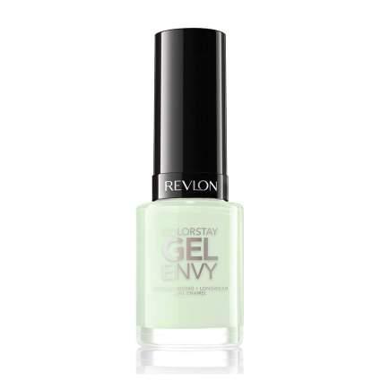 Revlon colorstay nail polish in spring green