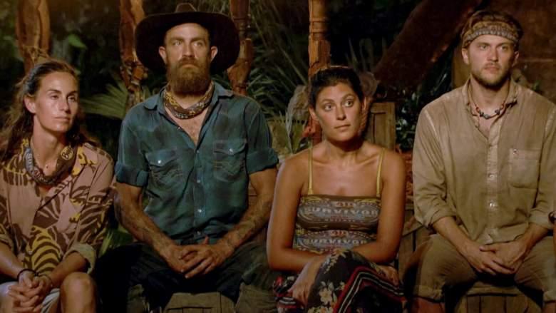 Survivor: Winners at War cast