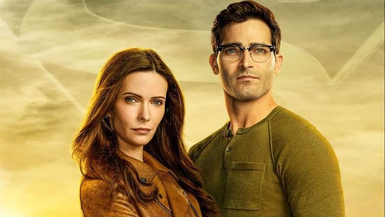 Elizabeth Tulloch and Tyler Hoechlin in 'Superman & Lois'