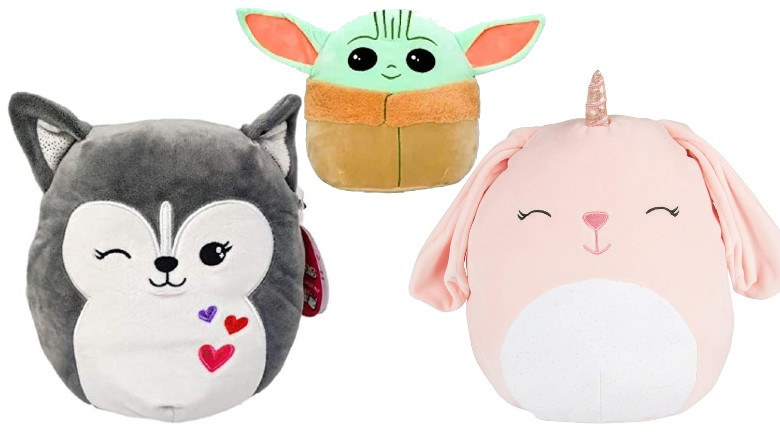 Where to buy Squishmallows