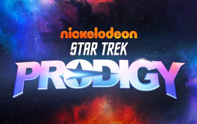 """Logo for """"Star Trek: Prodigy"""""""