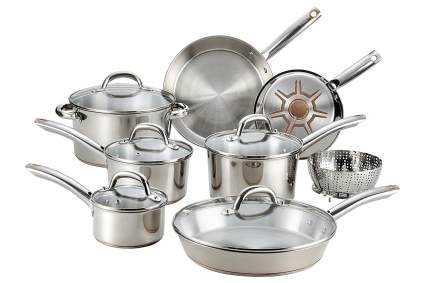 T-fal Stainless Steel Cookware