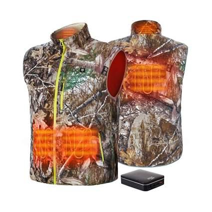 TIDEWE Men's Heated Vest