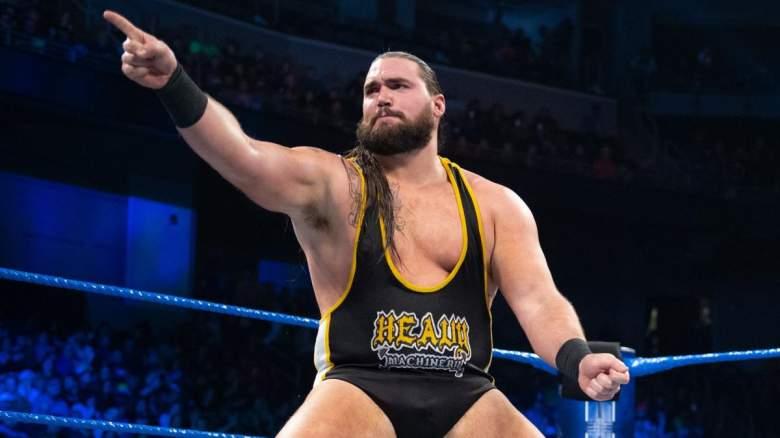 Tucker WWE