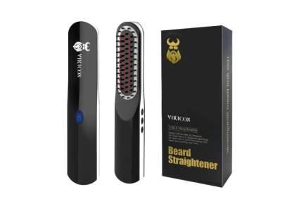 Vikicon Wireless Beard Straightening Comb