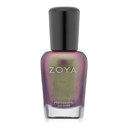 Zoya metallic color shifting polish