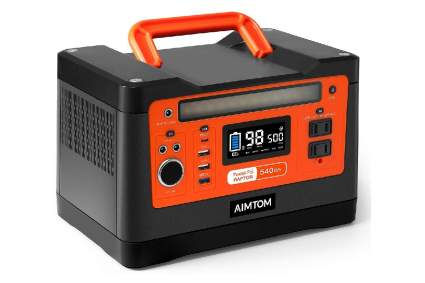 Aimtom 500 Watt Portable Power Supply