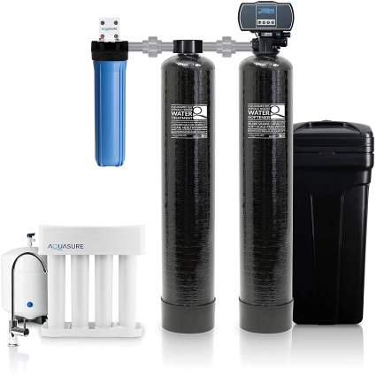 Aquasure Signature Series Complete Whole House Water Treatment System