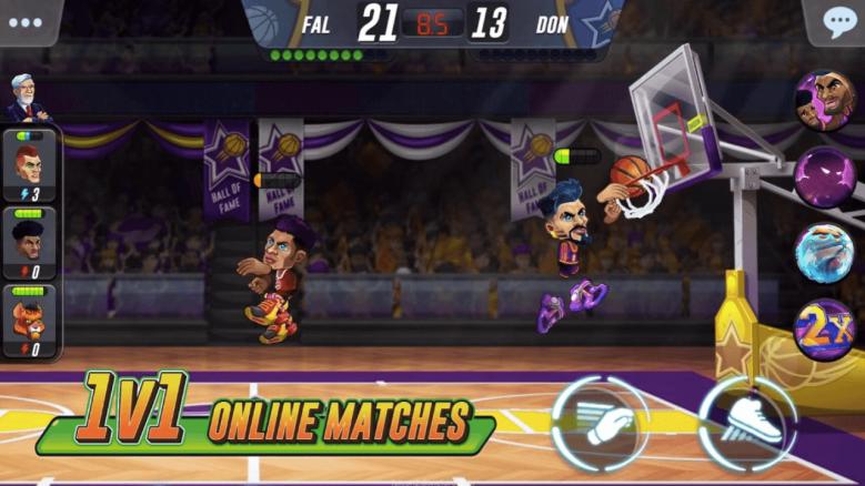 Basketball Arena