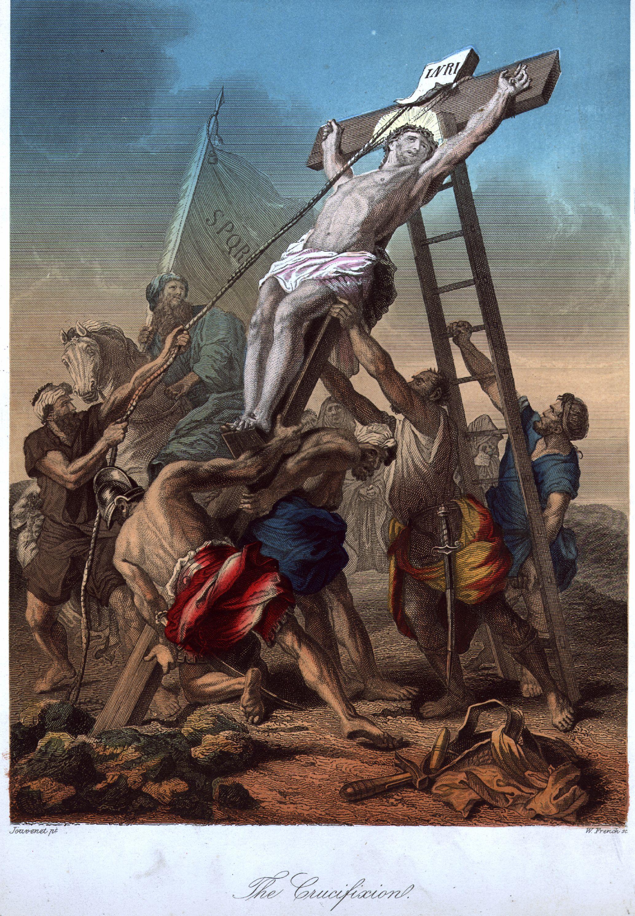 jesus sacrifice