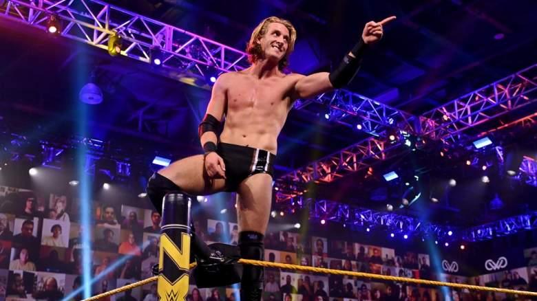 Curt Stallion WWE