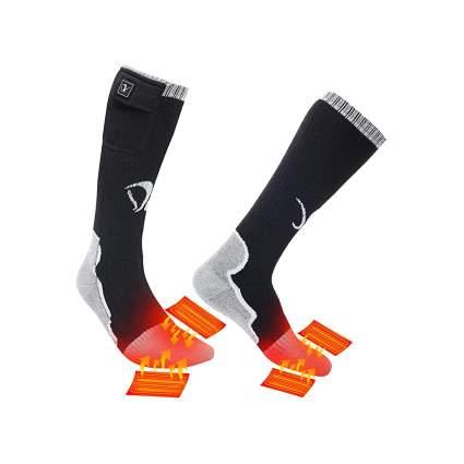 day wolf Unisex Heated Socks