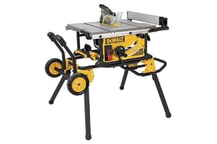 DeWalt DWE7491RS Portable Table Saw
