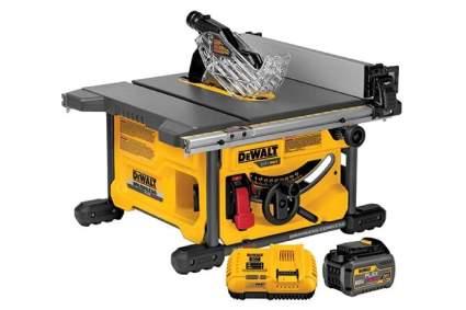 DeWalt FlexVolt 60V MAX 8-1/4-Inch Table Saw