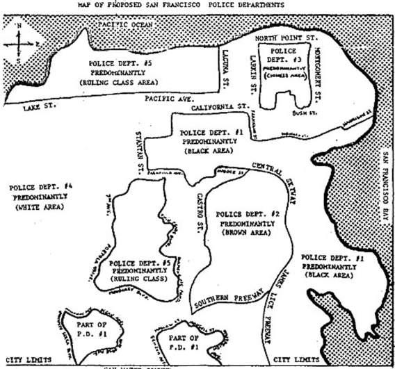 black panthers map