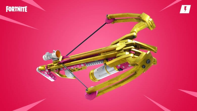 fortnite crossbow buff