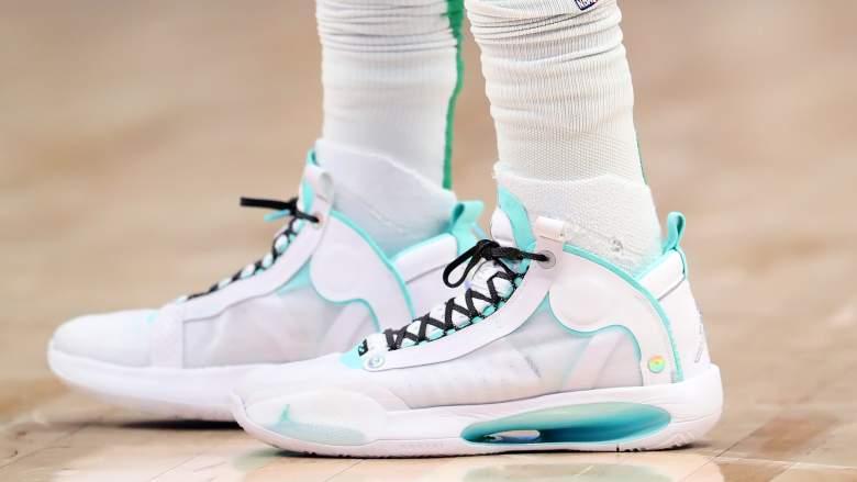 Kemba Walker shoes