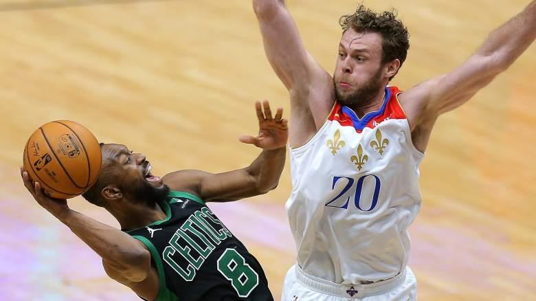 Kemba Walker against Pelicans