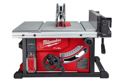 Milwaukee M18 Fuel 18V 8-1/4-Inch Cordless Table Saw