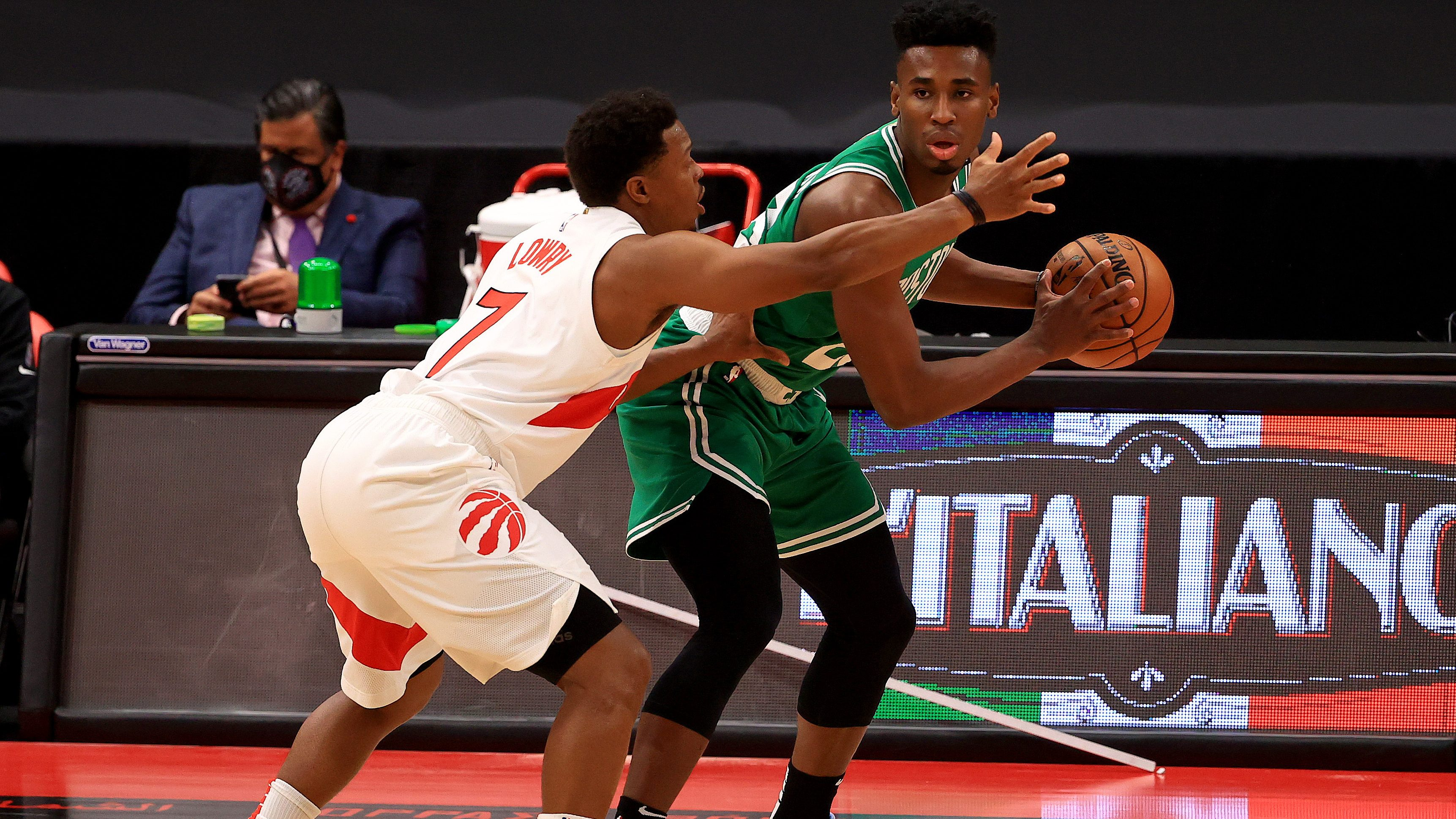 Former All-Star Sky High on Celtics Rookie: 'Once he Gets it, Look Out'