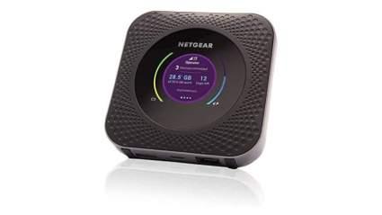 netgear m1 4g router