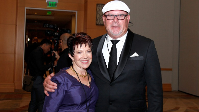 Bruce Arians and his wife Christine.