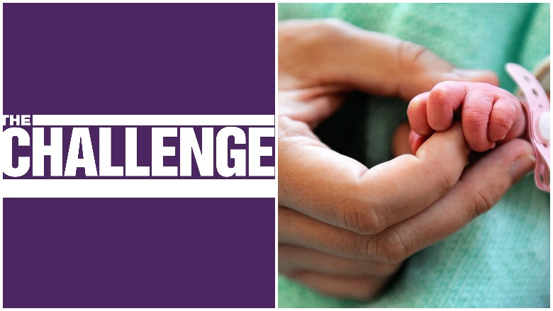 The Challenge pregnancy