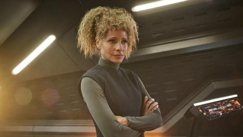 Michelle Hurd on Star Trek Picard