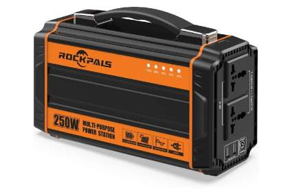 Rockpals 250 Watt Portable Generator
