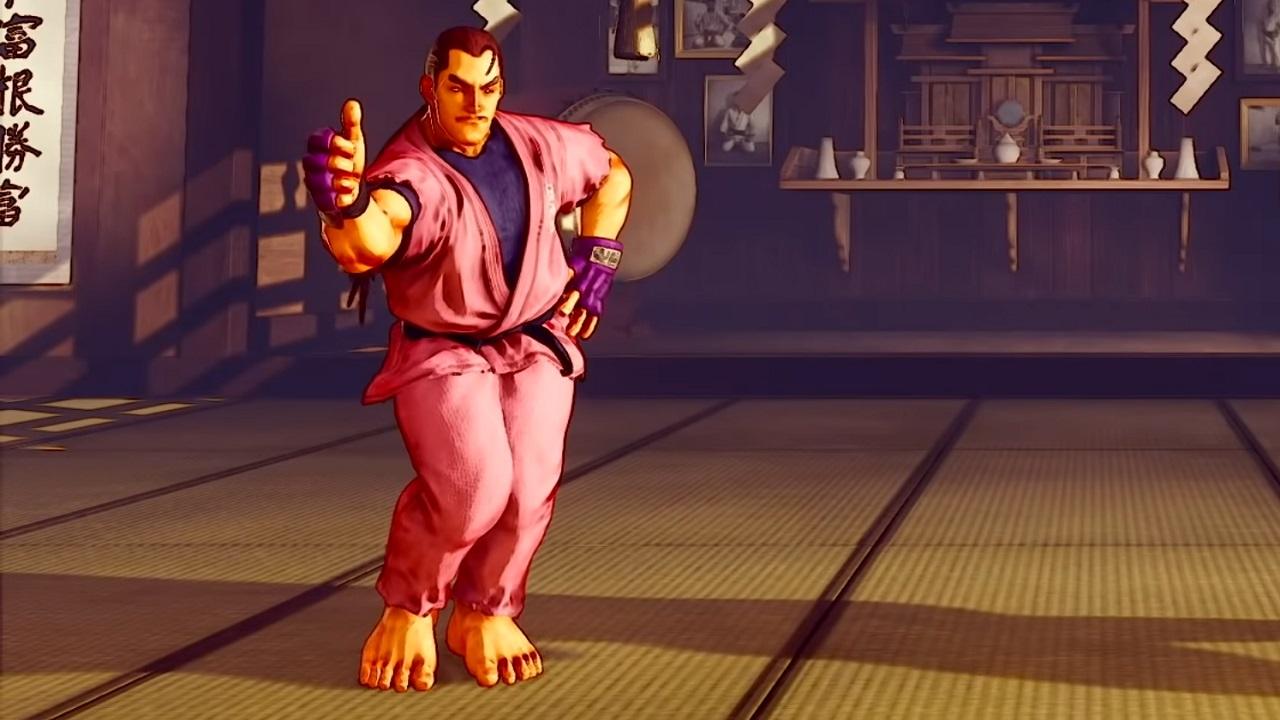 Sfv Christmas 2021 Street Fighter V Dan Rose Gameplay V Shift And More Heavy Com
