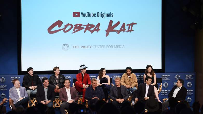 What has the Cobra Kai cast been up to